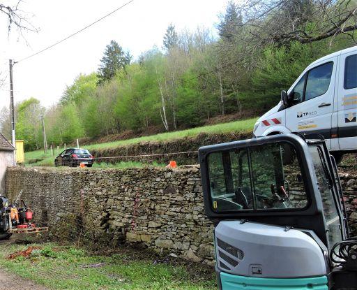 Circulation alternée pour des travaux au Pont d'Ajoux