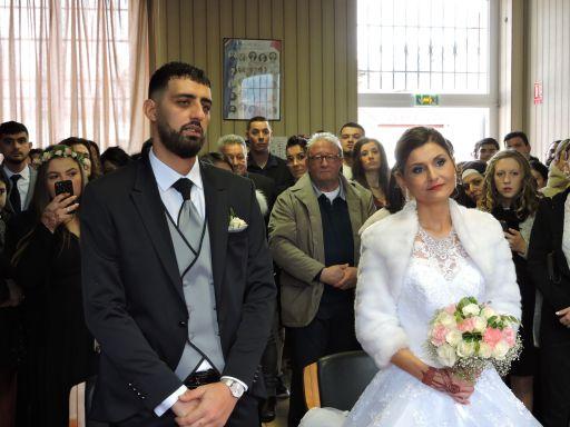 Elodie et Ramzi se sont mariés