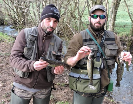 L'ouverture de la pêche se déroule dans de bonnes conditions