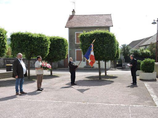 Une commémoration du 75 è anniversaire de la Victoire de 1945 au format très restreint