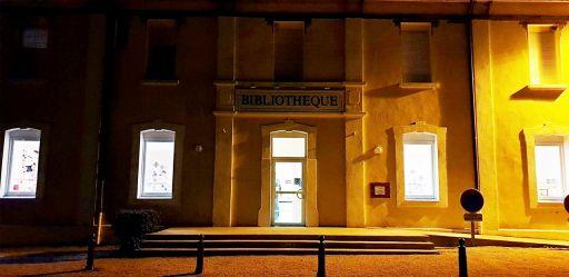 La bibliothèque municipale : un des derniers bastions de la culture !