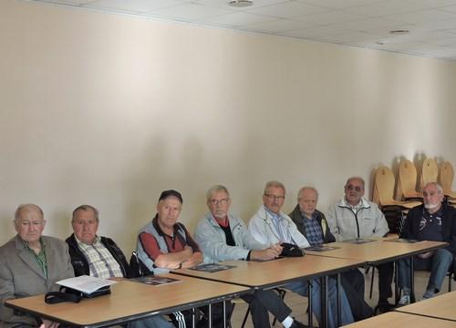 33 adhérents au comité FNACA