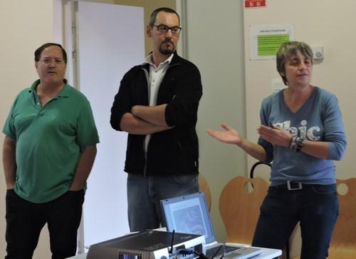 La carrière de Marmagne méne des actions en collaboration avec les riverains pour pallier aux nuisances